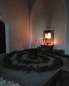 Advent Spiral Festival In Kilfenora