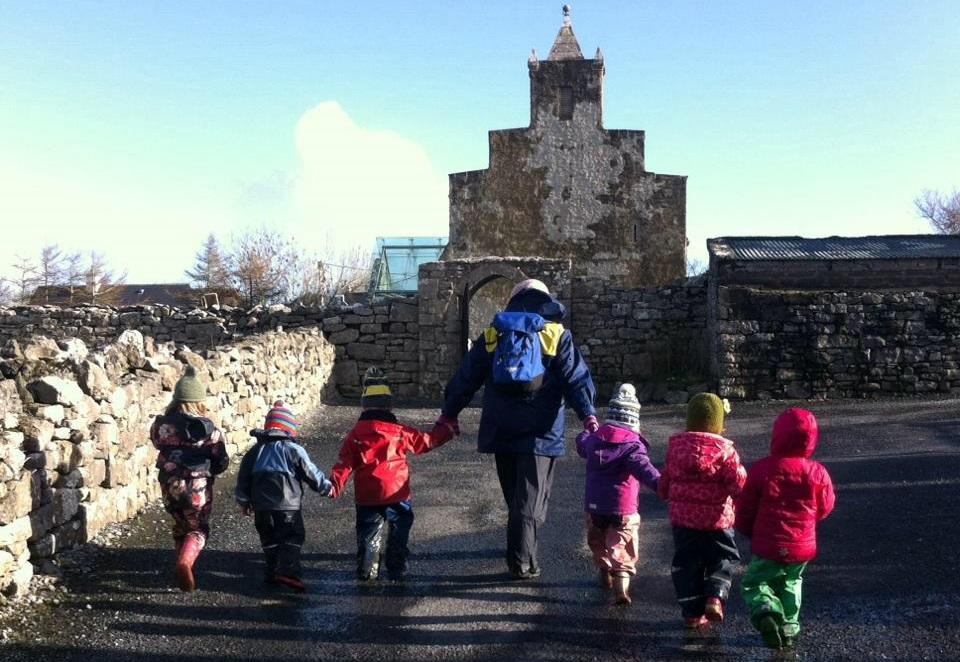 Burren Sonas Kindergarten Walk