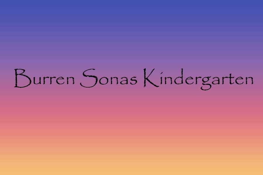 Burren Sonas Kindergarten